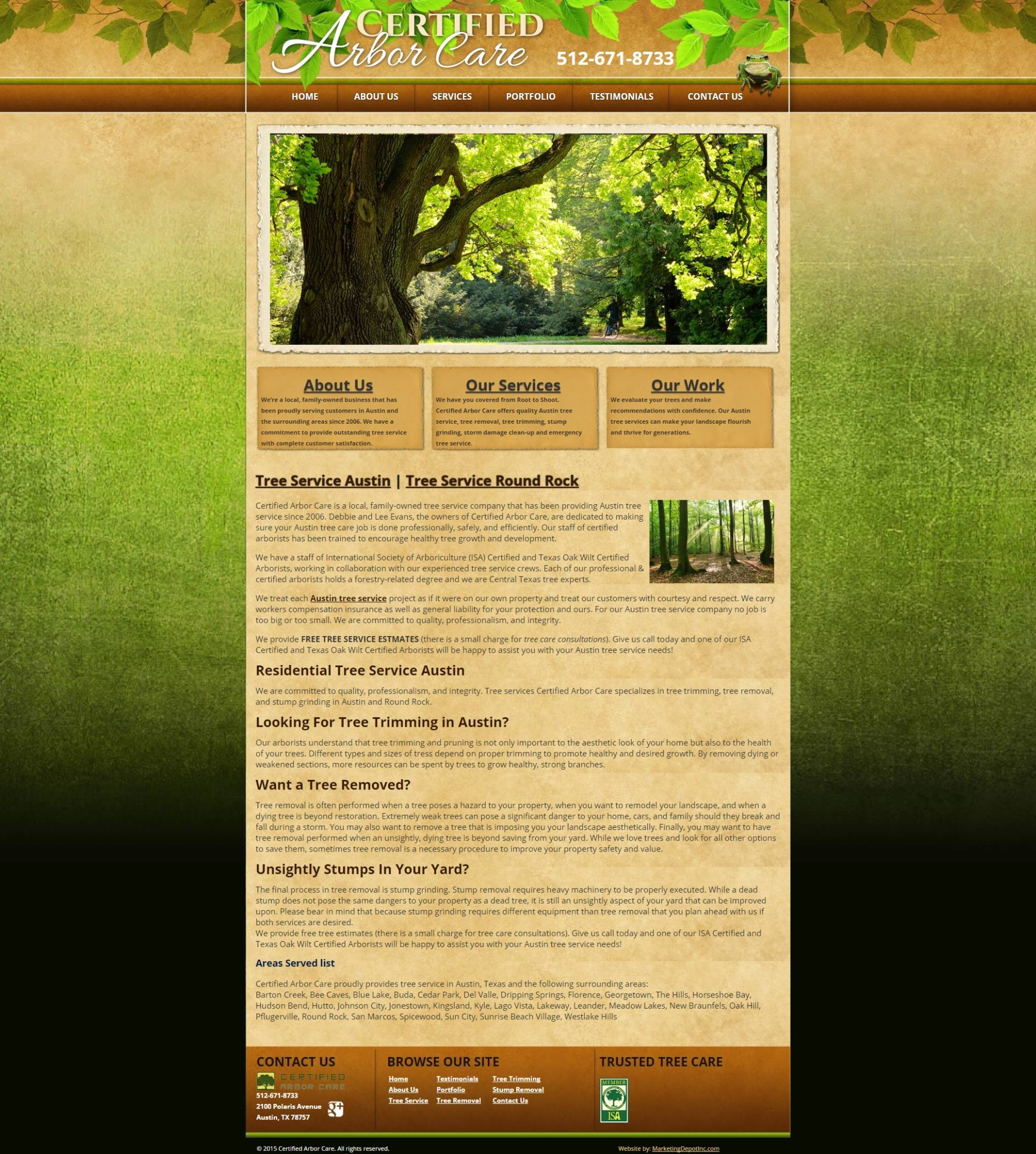 Certified Arbor Care
